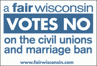 [A Fair Wisconsin Votes No]