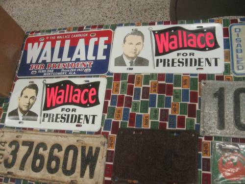 Wallace should stay dead