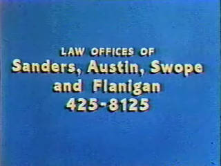 [WSWP-TV 1988 capture - Sanders, Austin, Swope and Flanigan]