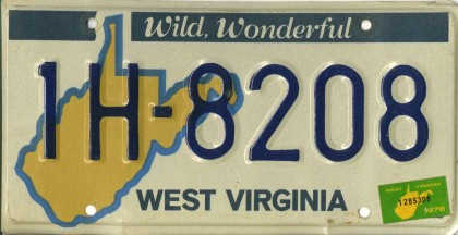 virginia license plates collectors