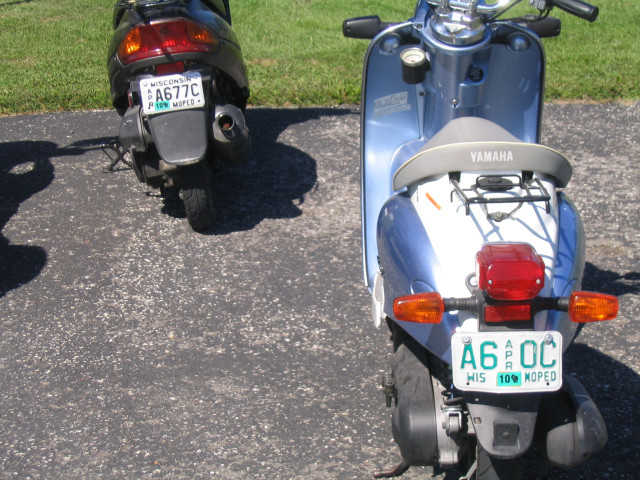 The Idle Pen - The Andrew Turnbull License Plate Gallery